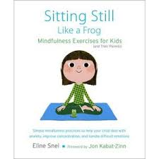 sitting like a frog